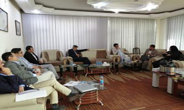 Consultation with the civil society organizations on the situation of minorities in Afghanistan