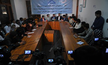Afghan Civil Society Activists and Organizations Statement About National Unity Government on the peace agreement with the Armed opposition groups