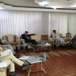 مشاوره با سازمان های جامعه مدنی در مورد وضعیت اقلیت ها در افغانستان