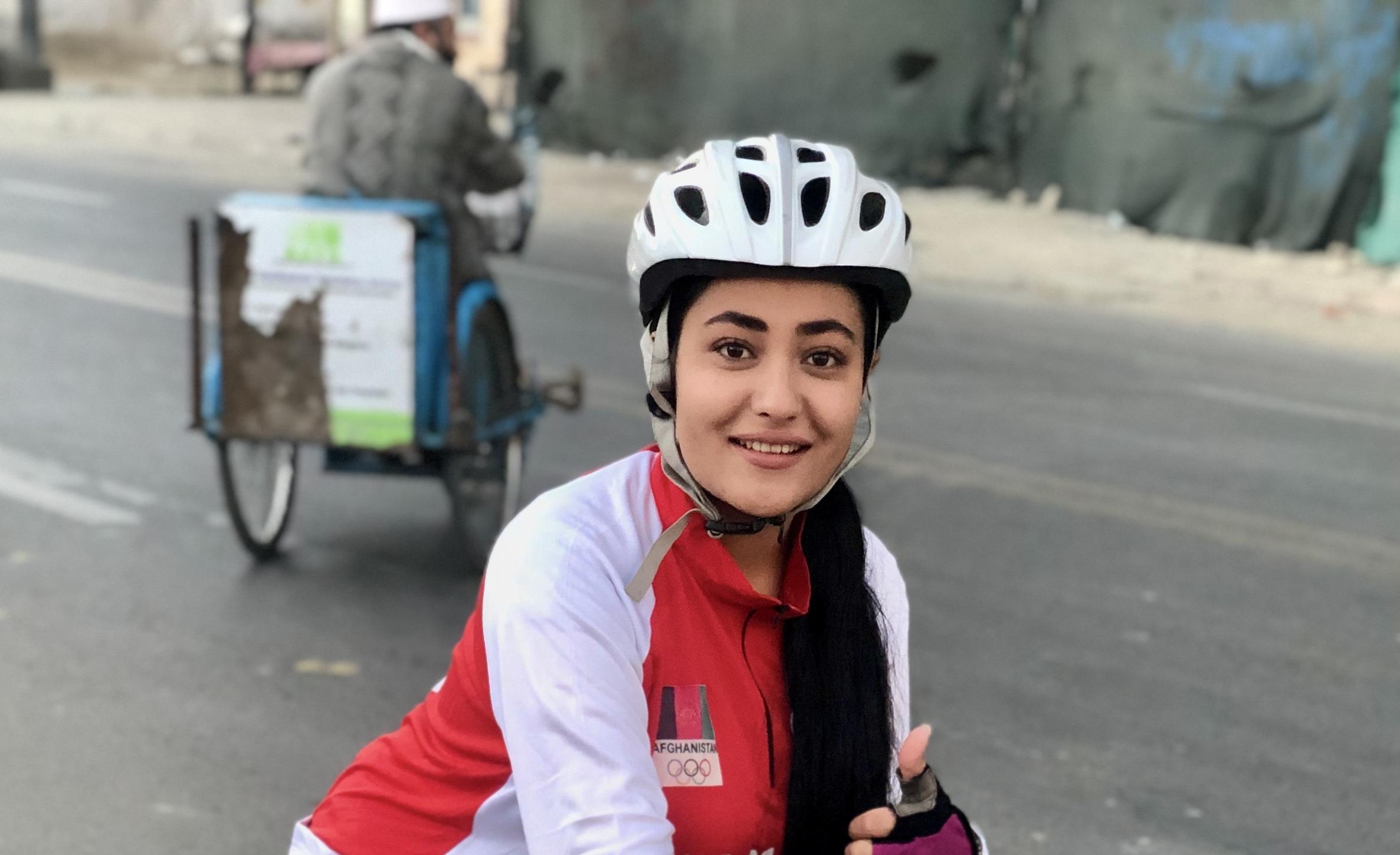 Marwa Ahmadzai